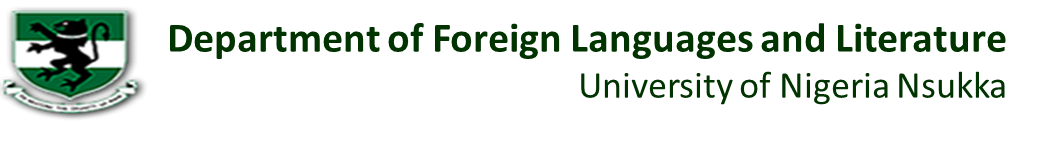 Dept of Foreign Languages